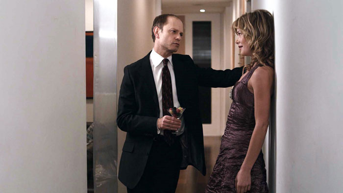 The Perfect Host : Photo David Hyde Pierce, Meghan Perry
