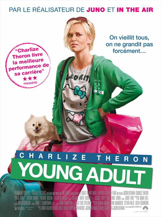 Young Adult : Affiche