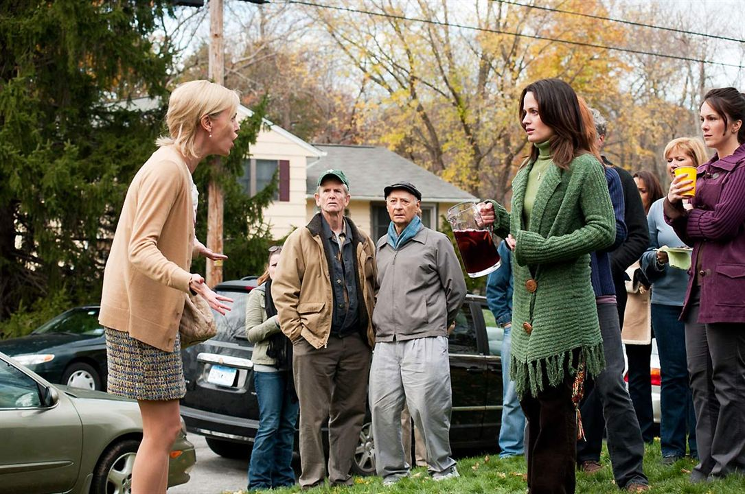 Young Adult : Photo Charlize Theron, Elizabeth Reaser