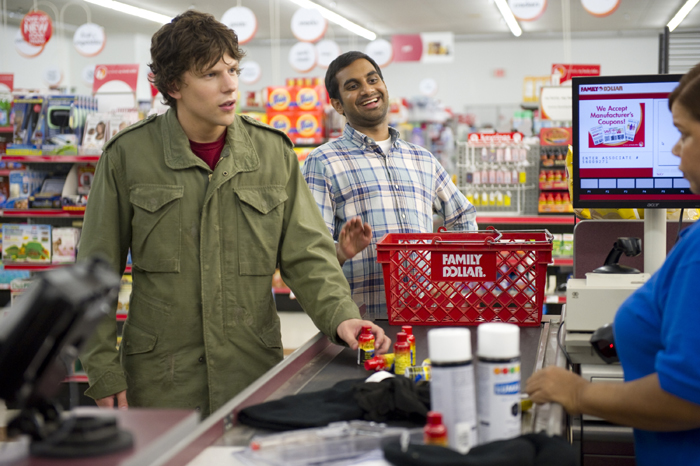 30 Minutes Maximum : Photo Aziz Ansari, Jesse Eisenberg, Ruben Fleischer
