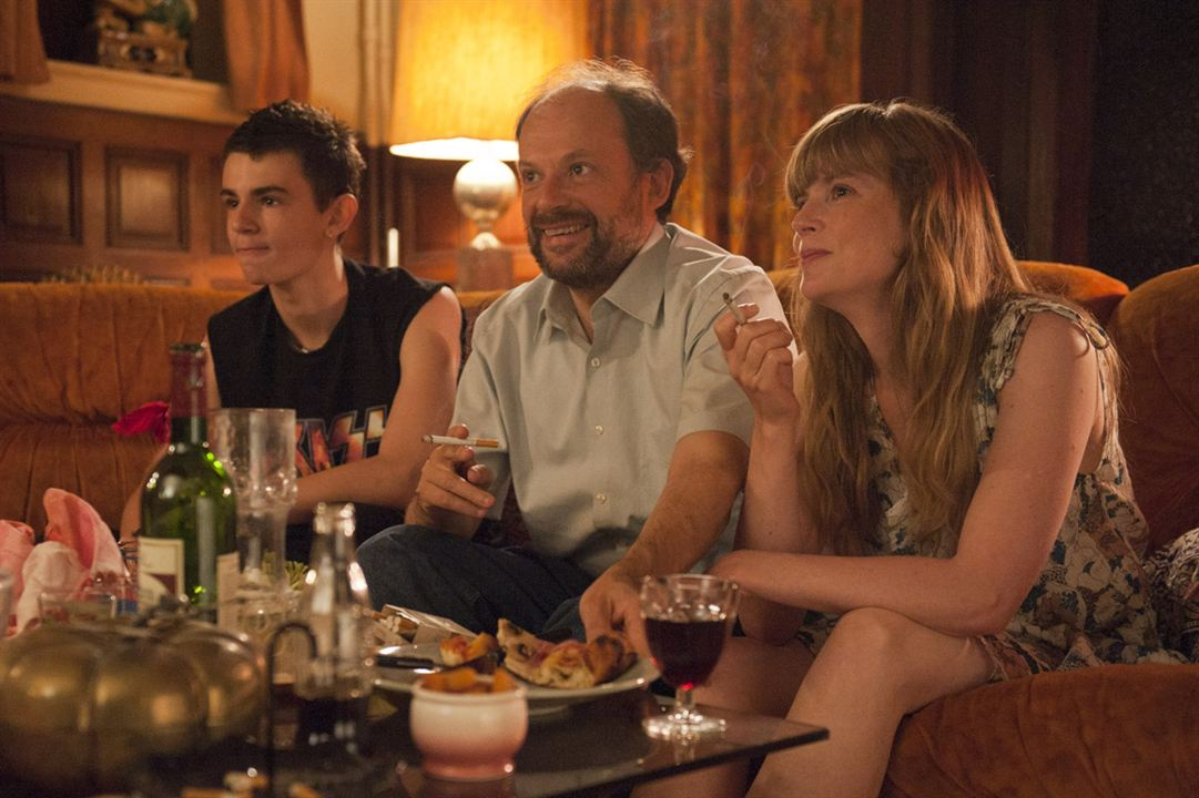 Du Vent dans mes mollets : Photo Carine Tardieu, Denis Podalydès, Isabelle Carré
