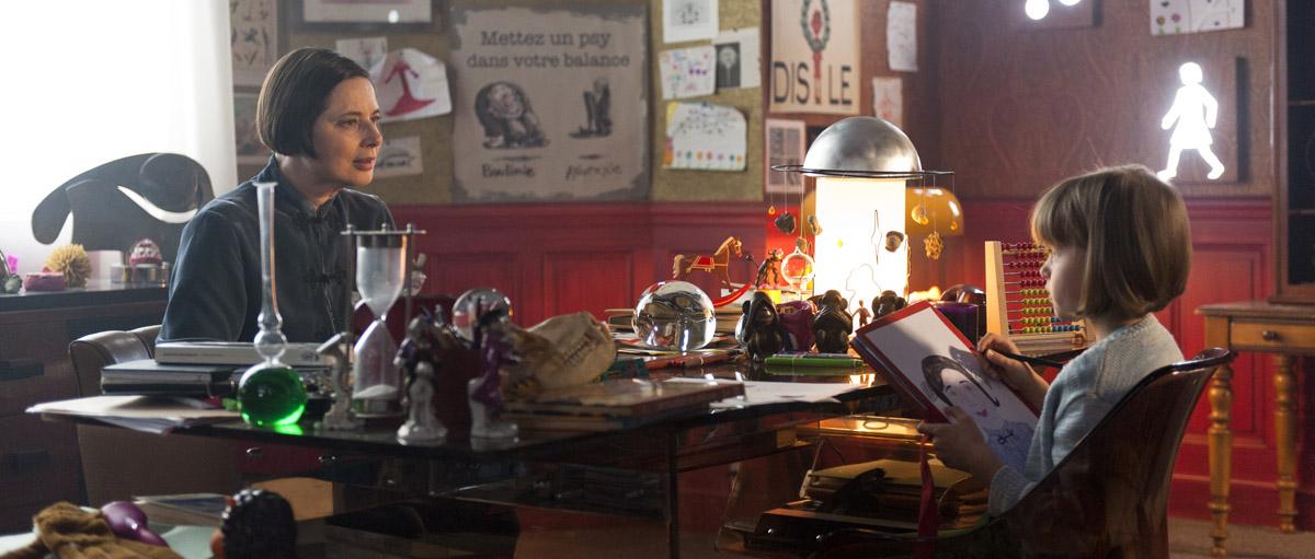 Du Vent dans mes mollets : Photo Carine Tardieu, Isabella Rossellini, Juliette Gombert