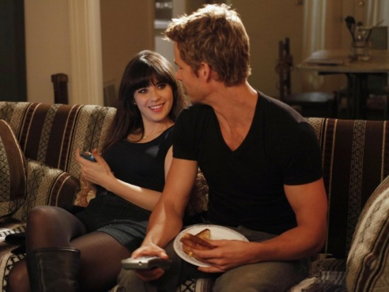Photo Ryan Kwanten, Zooey Deschanel