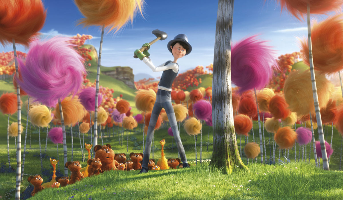 Le Lorax : Photo Cinco Paul, Ken Daurio