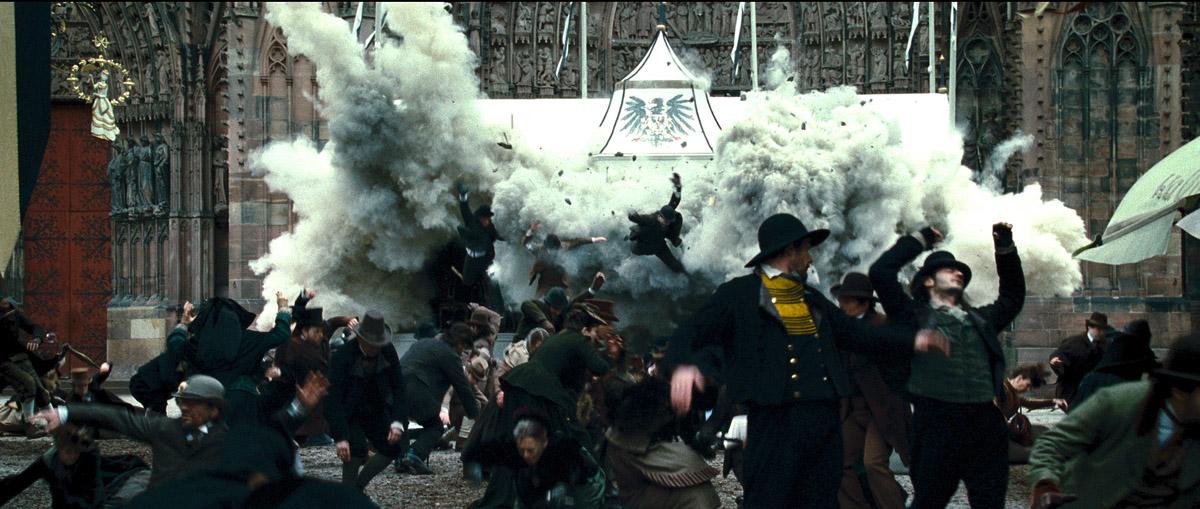 Sherlock Holmes 2 : Jeu d'ombres : Photo