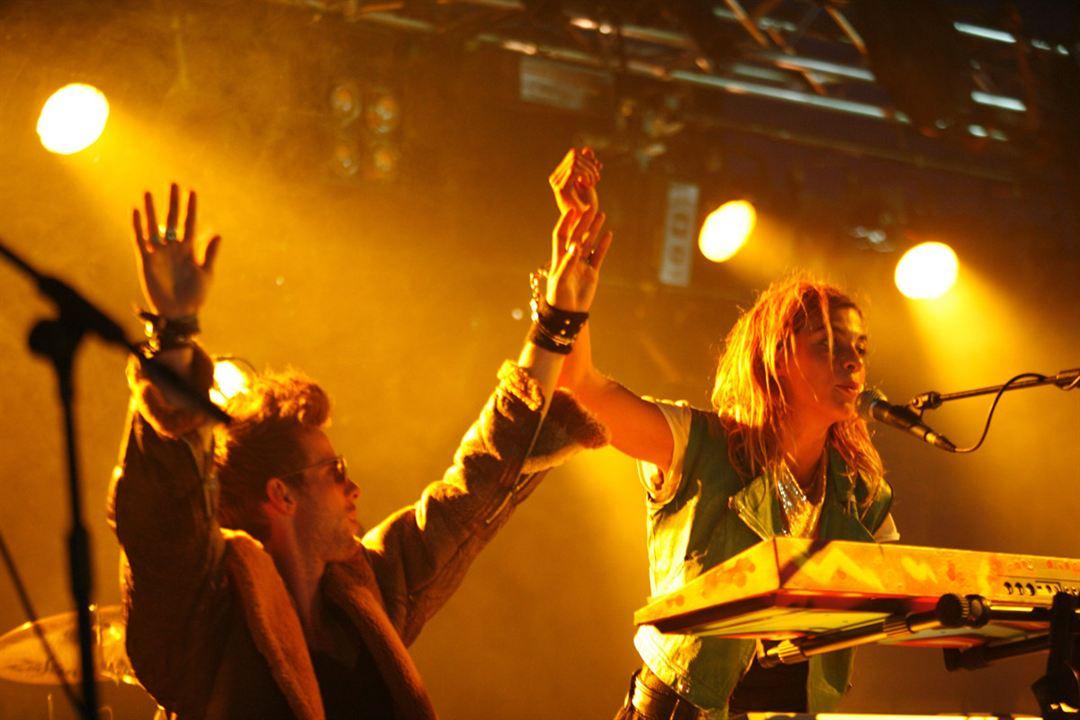 Rock'N'Love : Photo Luke Treadaway, Natalia Tena