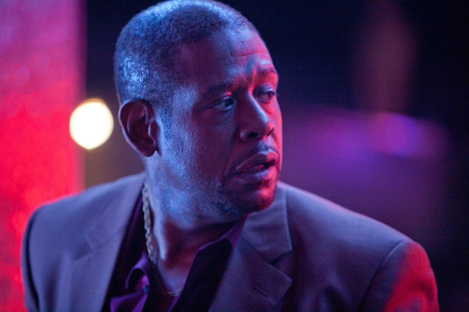 Sans compromis : Photo Forest Whitaker