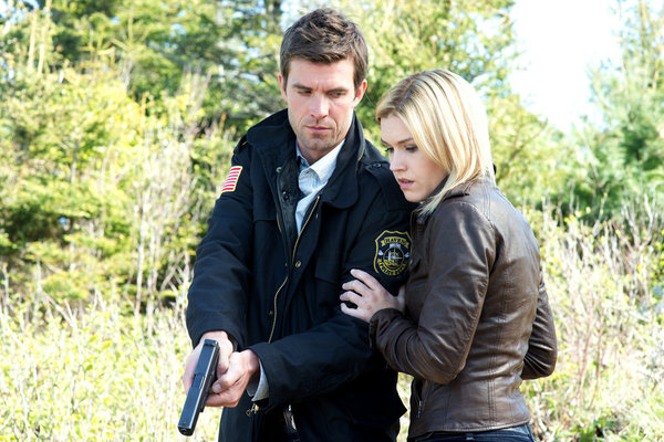 Photo Emily Rose, Lucas Bryant