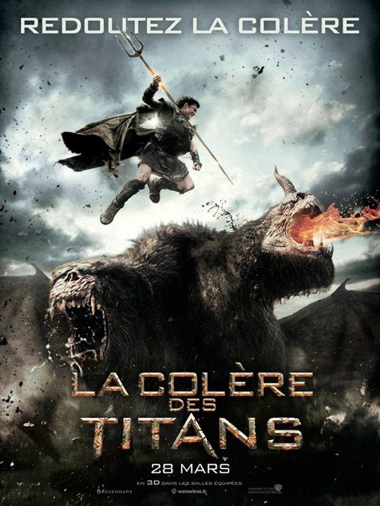 La Colère des Titans : Affiche