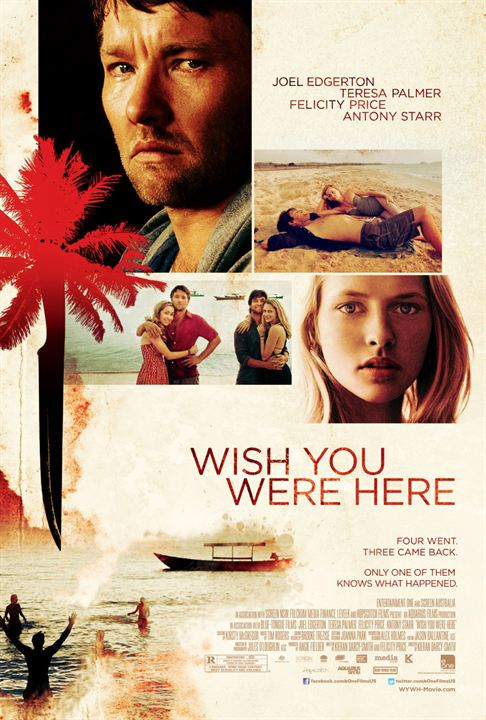 Wish You Were Here : Affiche
