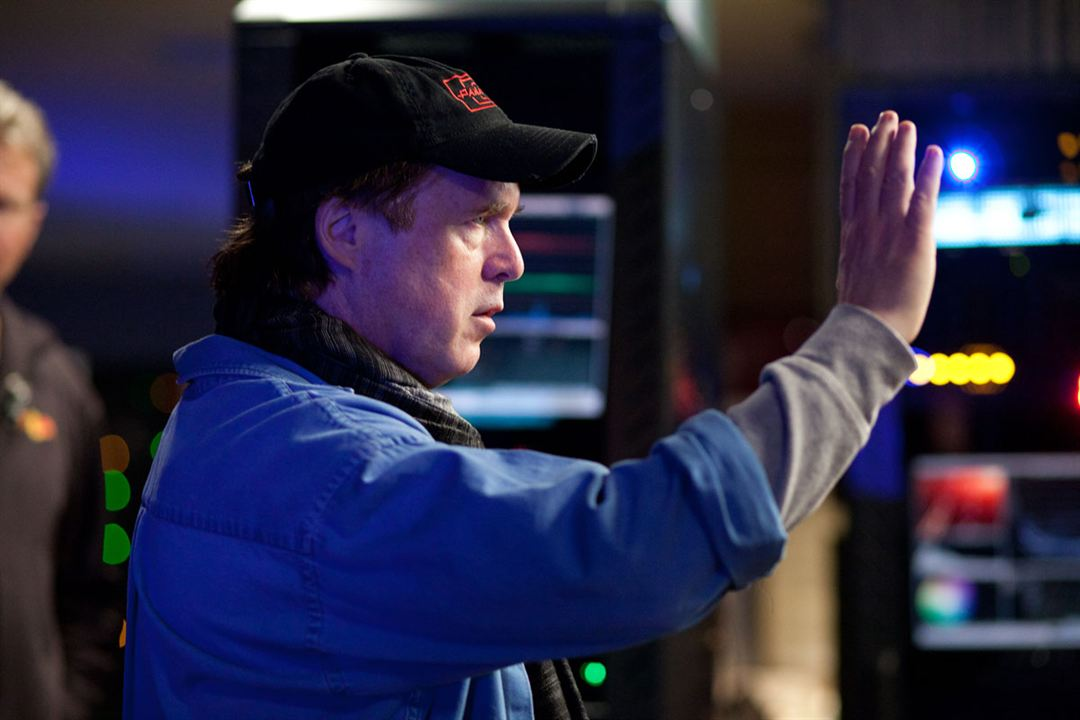 Mission : Impossible - Protocole fantôme : Photo Brad Bird
