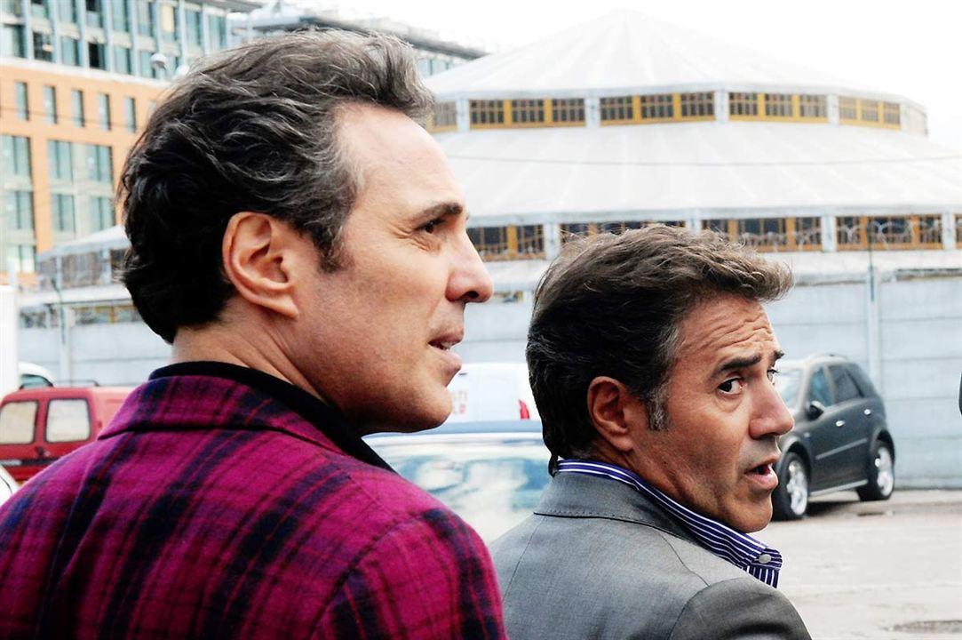 La Vérité si je mens ! 3 : Photo Gilbert Melki, José Garcia, Thomas Gilou