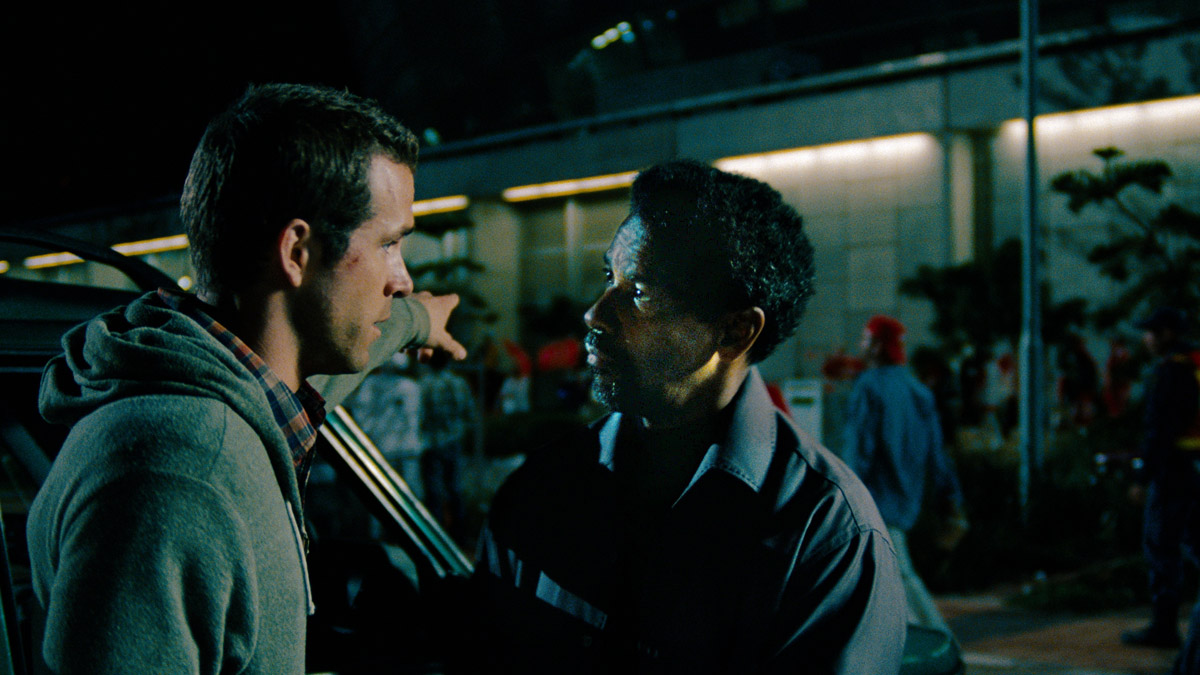 Sécurité rapprochée : Photo Denzel Washington, Ryan Reynolds