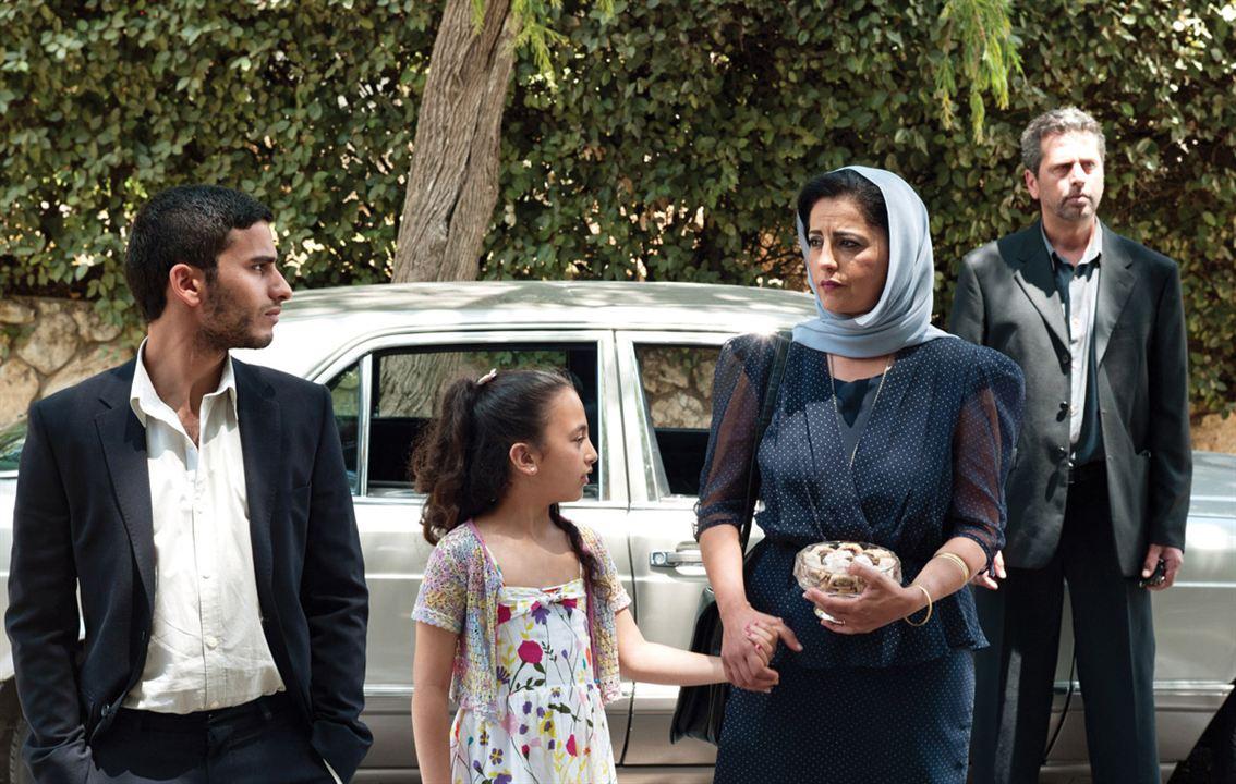 Le Fils de l'autre : Photo Areen Omari, Diana Zriek, Khalifa Natour, Mehdi Dehbi