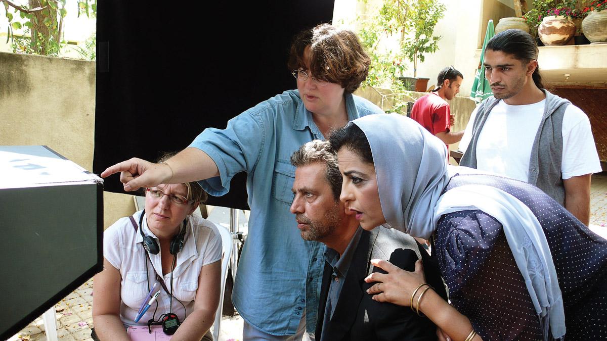 Le Fils de l'autre : Photo Areen Omari, Khalifa Natour, Lorraine Levy