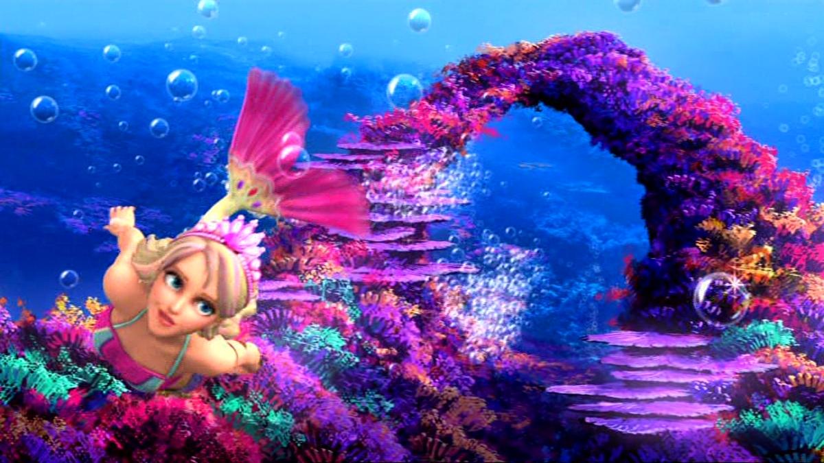 Photo du film barbie et le secret des sir nes 2 photo 4 - Barbie secret des sirenes 2 ...
