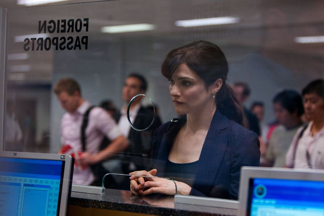 Jason Bourne : l'héritage : Photo Rachel Weisz