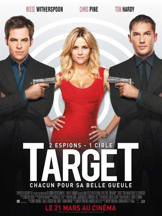 Target : affiche