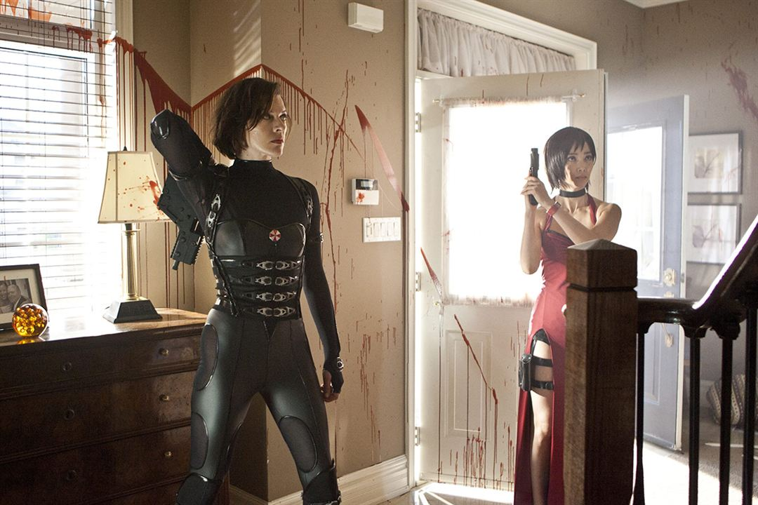 Resident Evil: Retribution : Photo Milla Jovovich