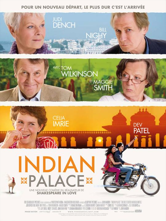 Indian Palace : Affiche