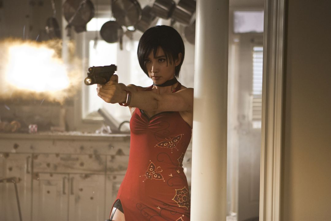 Resident Evil: Retribution : Photo Bingbing Li