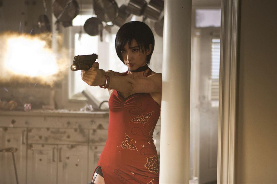 Resident Evil: Retribution : Photo Bingbing Li
