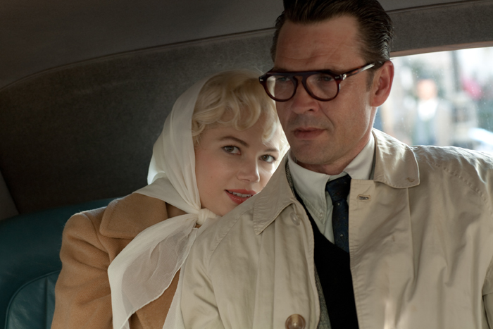 My Week with Marilyn : Photo Dougray Scott, Michelle Williams