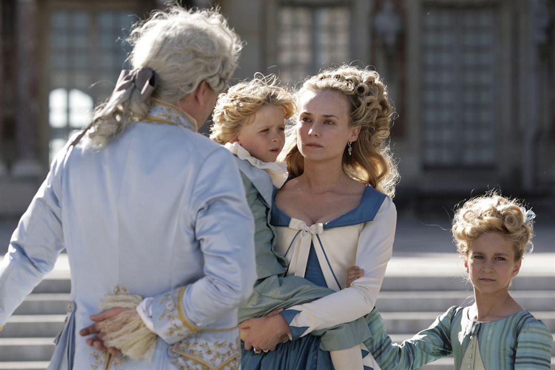 Les Adieux à la reine : Photo Diane Kruger