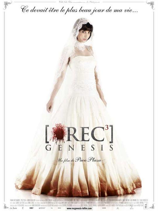 [REC]³ Génesis : affiche