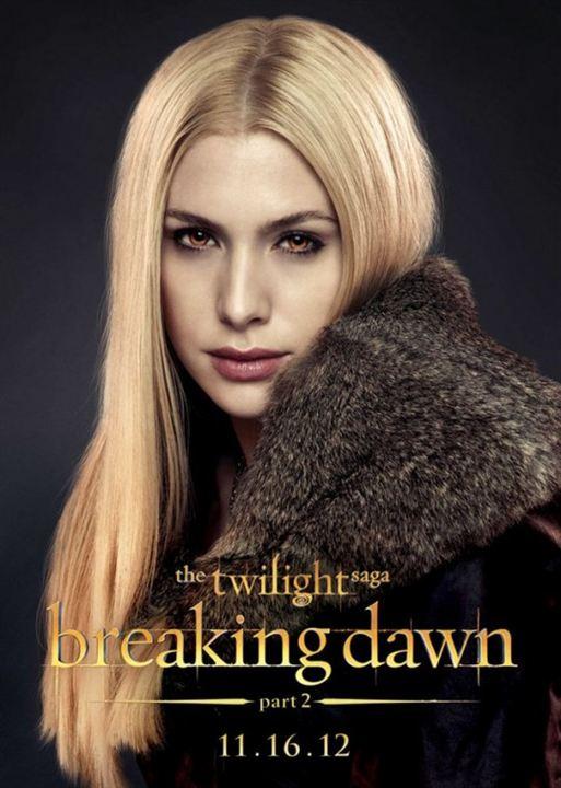 Twilight - Chapitre 5 : Révélation 2e partie : Affiche Casey LaBow, Stephenie Meyer
