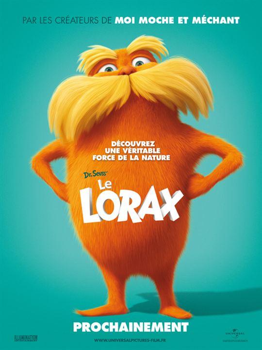 Le Lorax : Affiche