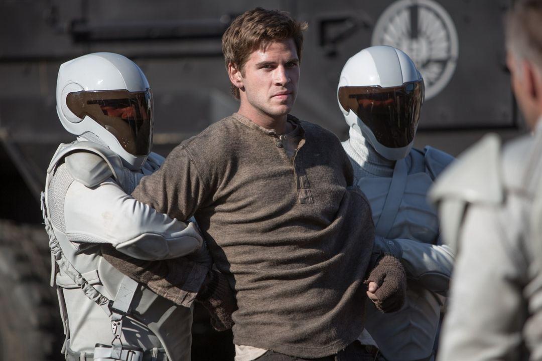 Hunger Games - L'embrasement : Photo Liam Hemsworth