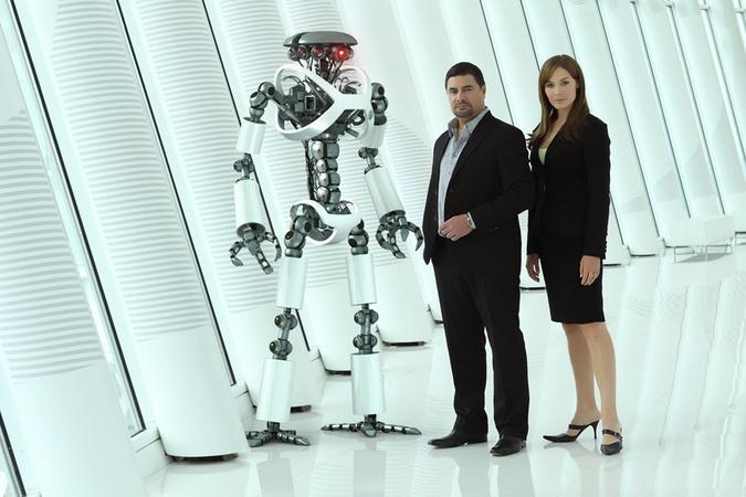 Robotropolis : Photo