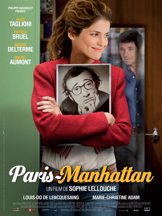 Paris Manhattan : Affiche