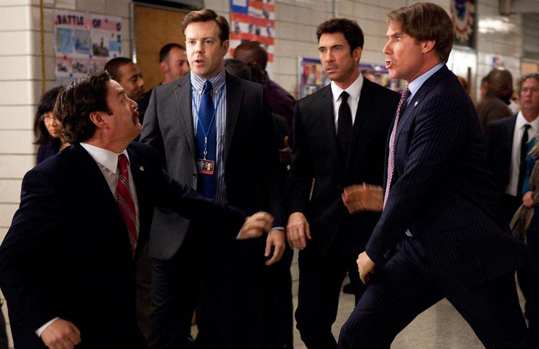 Moi, député : Photo Dylan McDermott, Jason Sudeikis, Will Ferrell, Zach Galifianakis
