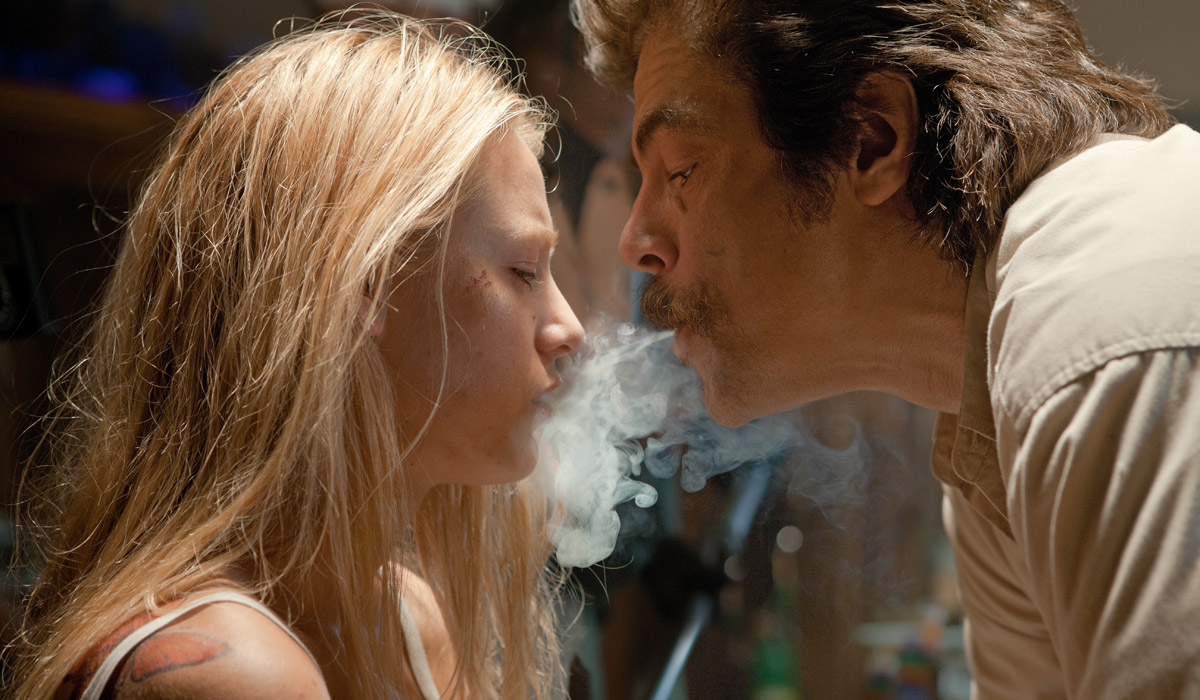 Savages : Photo Benicio Del Toro, Blake Lively