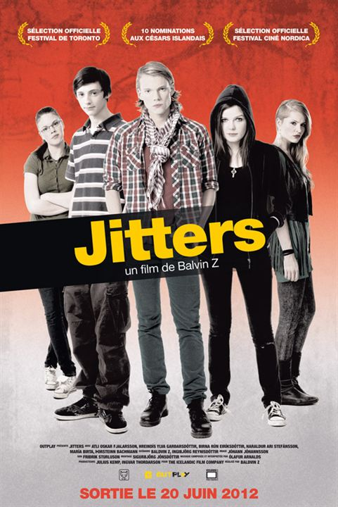 Jitters : Affiche