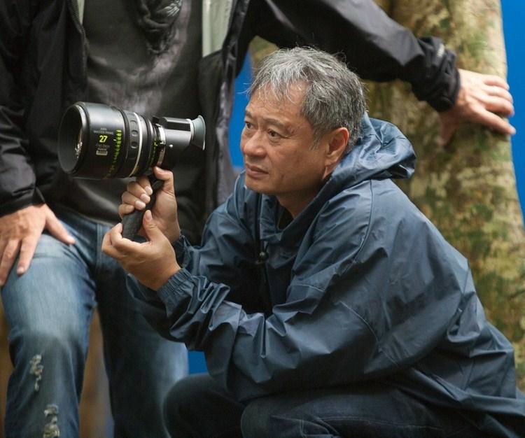 L'Odyssée de Pi : Photo Ang Lee