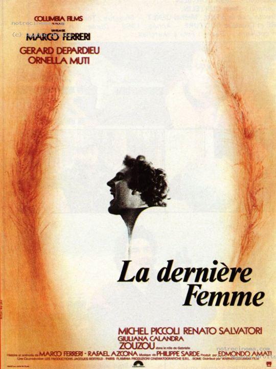 La Dernière Femme : Affiche
