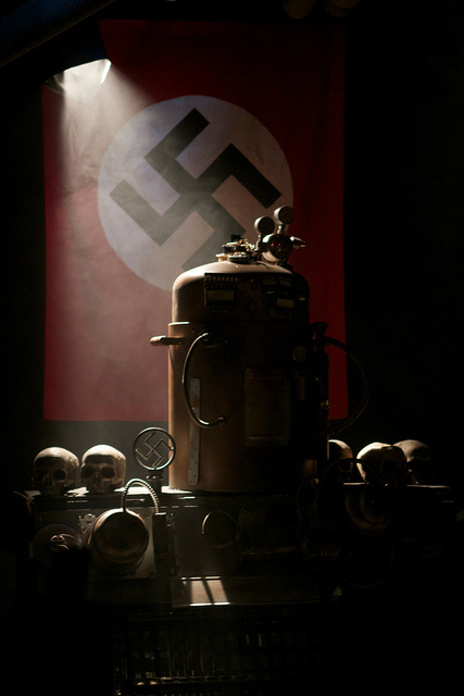 Nazis at the Center of the Earth : Photo