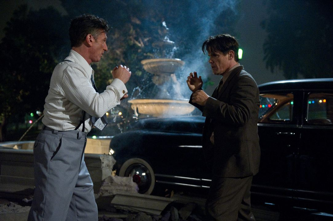 Gangster Squad : Photo Josh Brolin, Sean Penn
