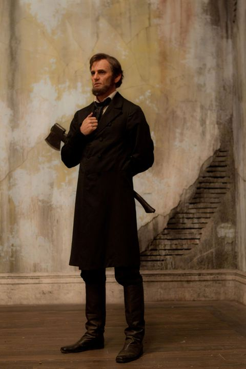 Abraham Lincoln : Chasseur de Vampires : Photo Benjamin Walker