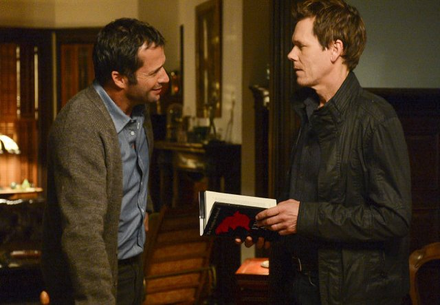 Photo James Purefoy, Kevin Bacon