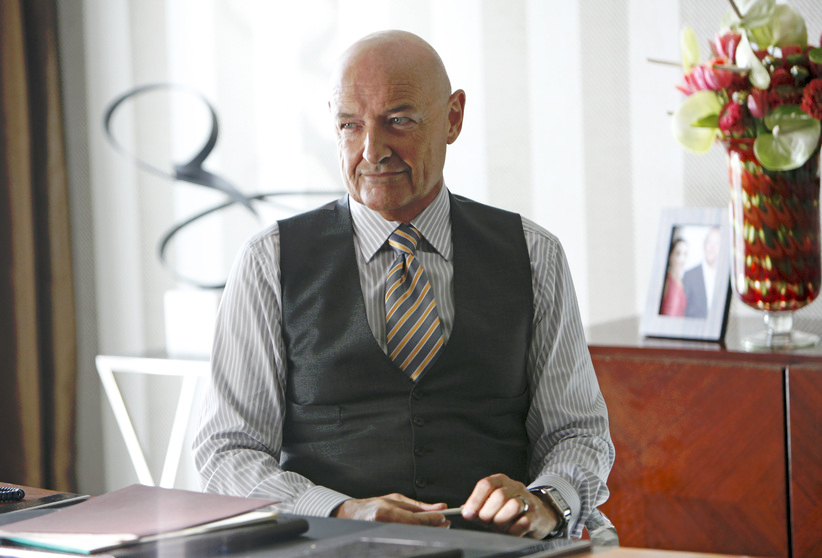 666 Park Avenue : photo Terry O'Quinn