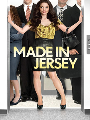 Made in Jersey : Affiche