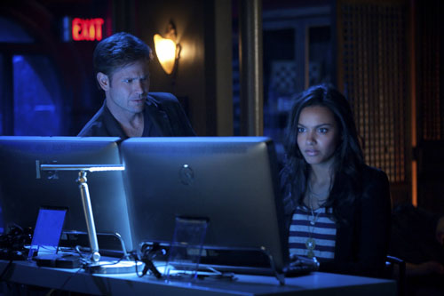 Photo Jessica Lucas, Matthew Davis
