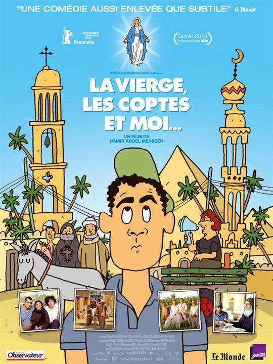 La Vierge, les Coptes et Moi : Affiche