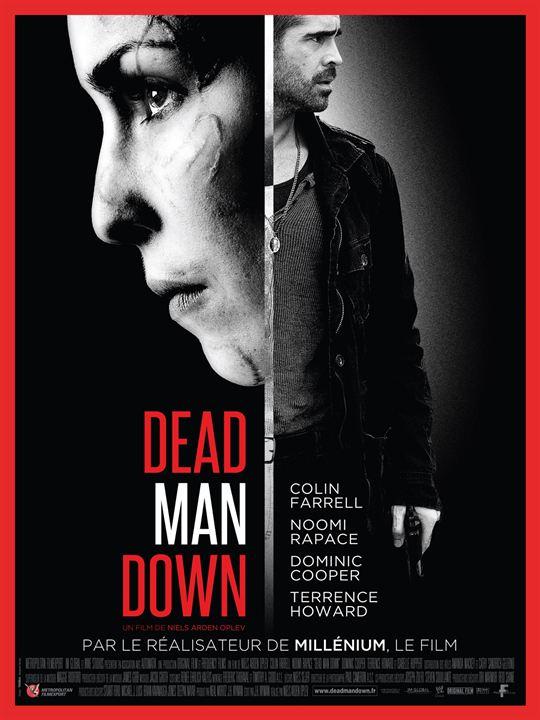 Dead Man Down : Affiche