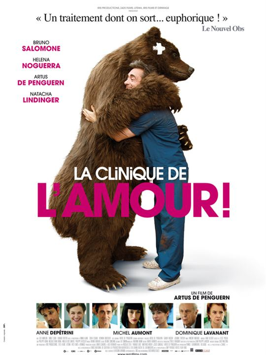 La Clinique de l'amour ! : affiche