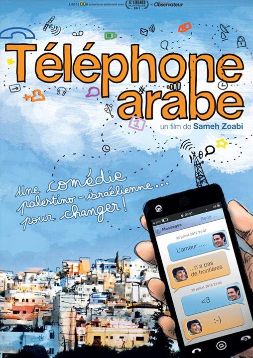 Téléphone Arabe : affiche